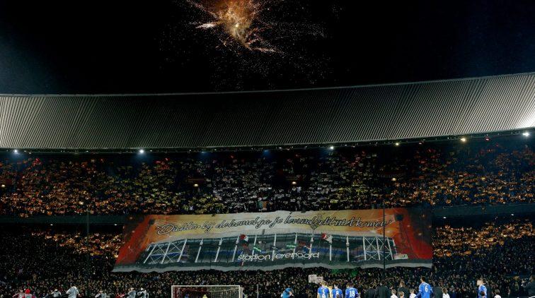 Feyenoord kan een tikkie verwachten van de UEFA, want de bond gaat een onderzoek doen naar de Rotterdammers