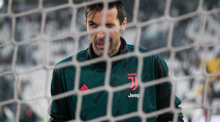 Waarom Buffon soms nog eerste keeper is bij Juventus