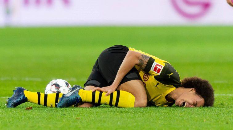 5 nog gekkere 'voetbal'-blessures dan die van Axel Witsel