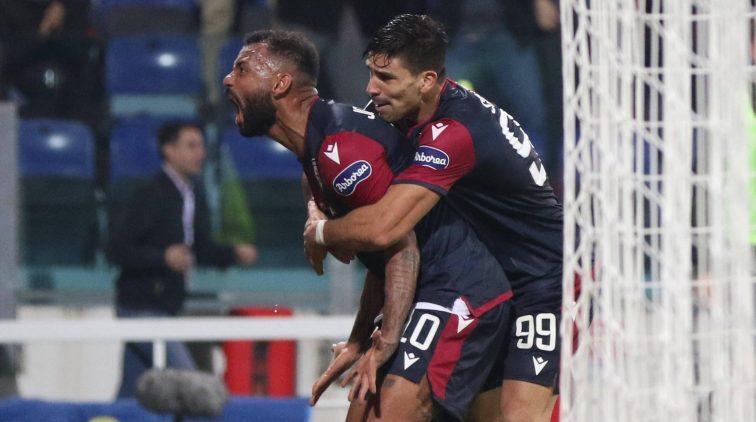 Sampdoria geeft comfortabele voorsprong weg