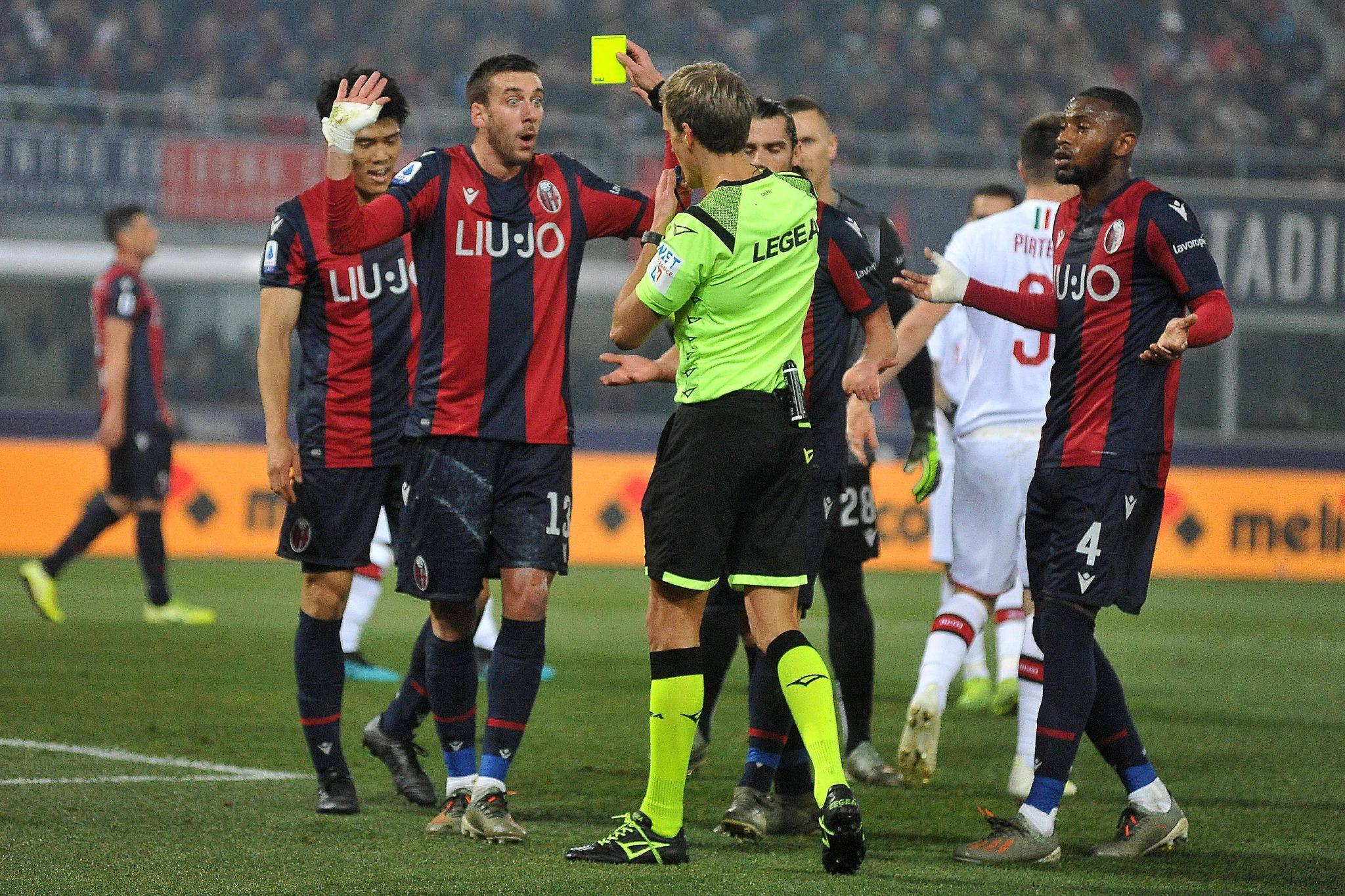 Bologna verliest van Milan bij emotionele terugkeer coach ...