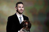 Lionel Messi wint de gouden bal 2019, Virgil van Dijk werd tweede