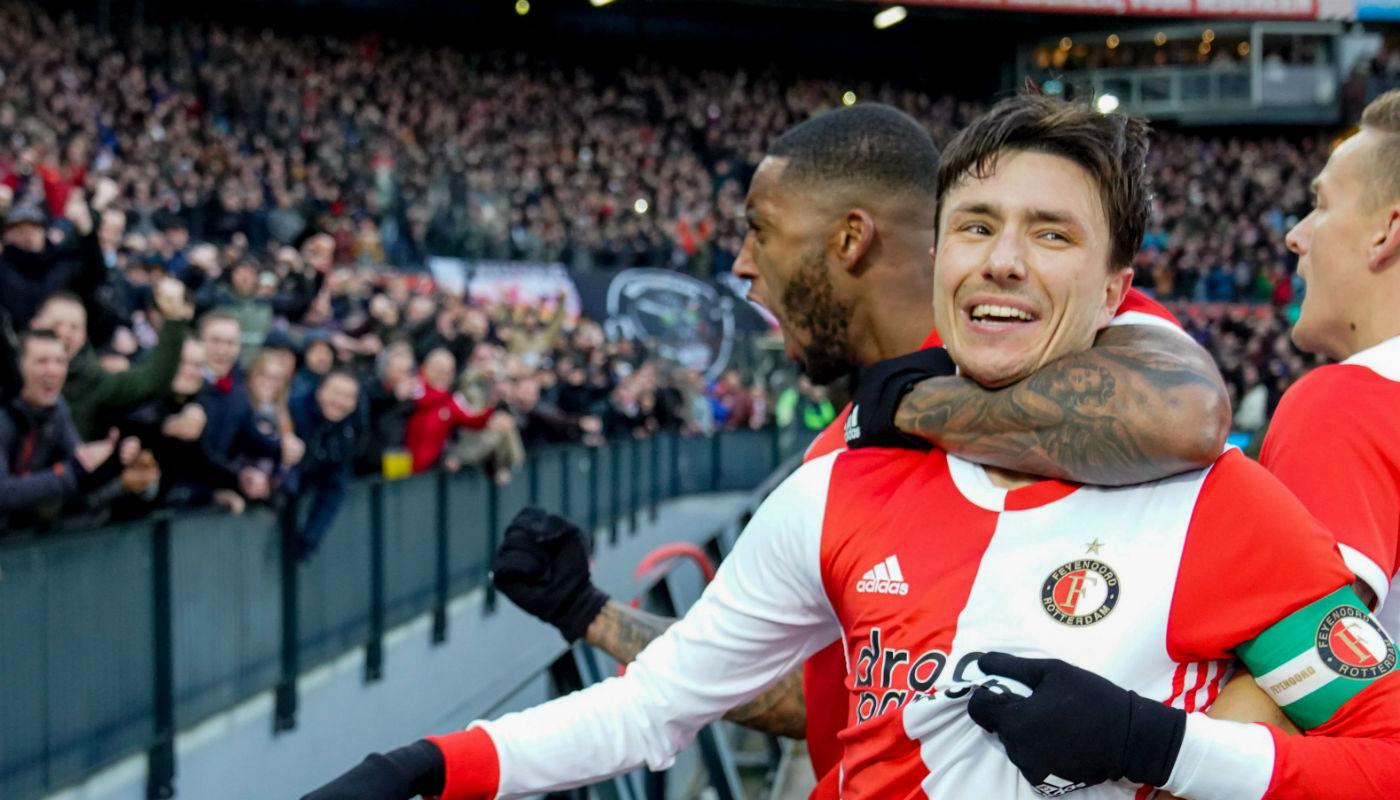Opstelling Feyenoord Fer Op De Bank Tegen Cambuur Sportnieuws