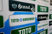 kwartfinales KNVB beker bekend