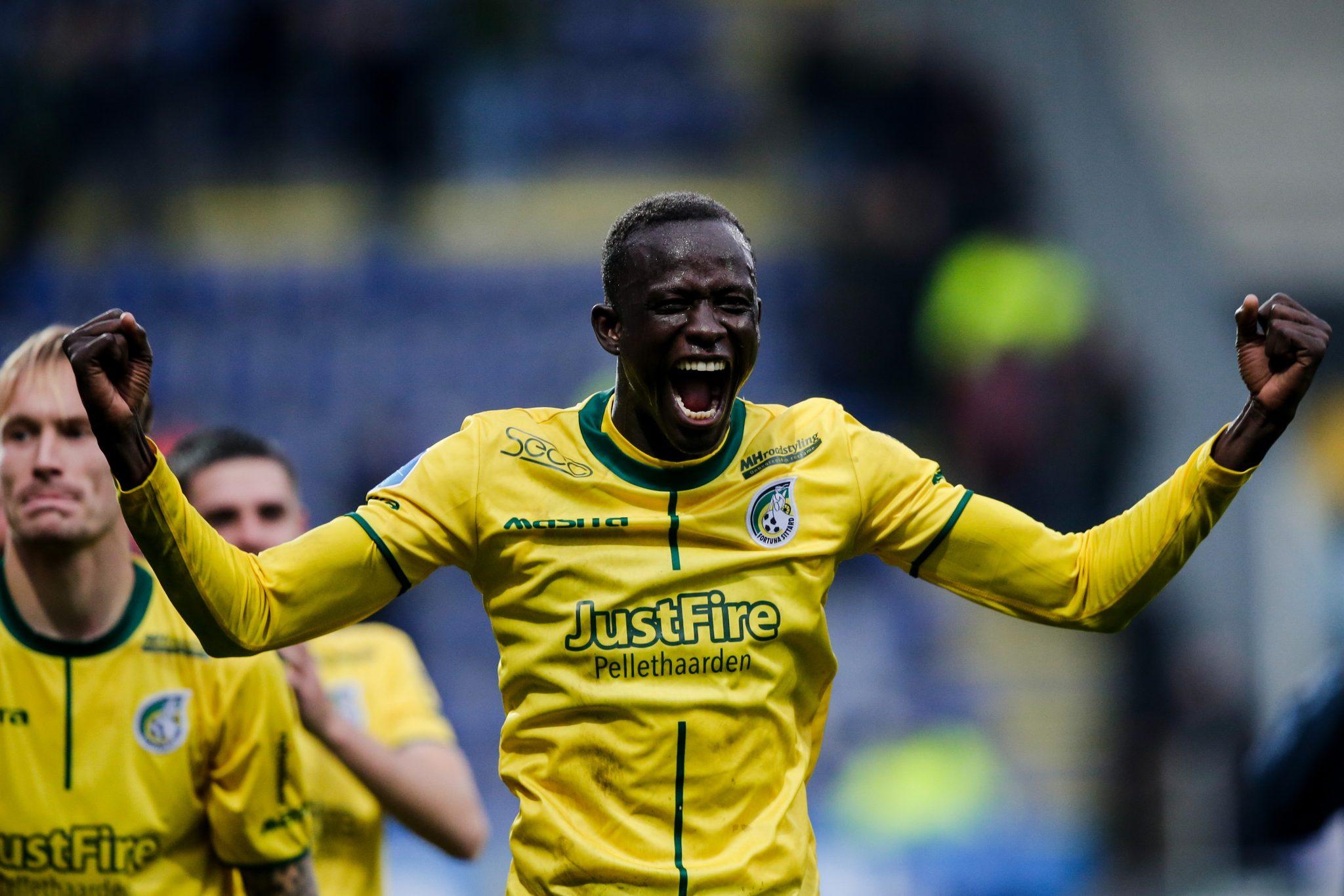 Feyenoord heeft Fortuna-talent Amadou Ciss op het oog' | Sportnieuws
