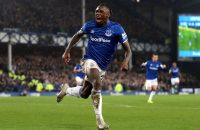Moise Kean Everton Newcastle