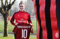 Thorvaldsdottir AC Milan