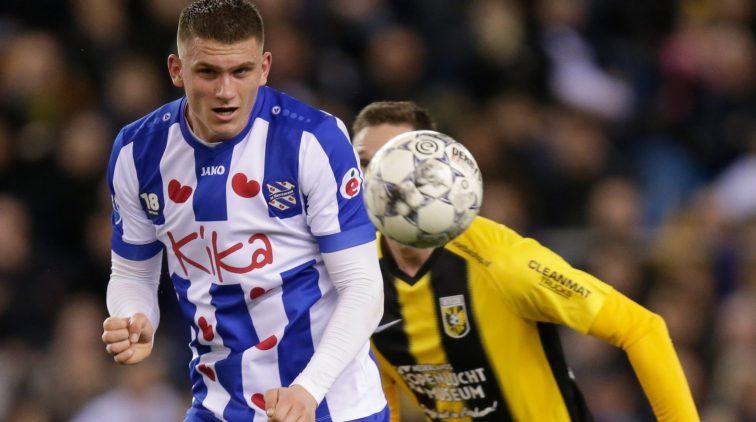 Verhuurde Botman krijgt nieuw contract van Ajax   Sportnieuws