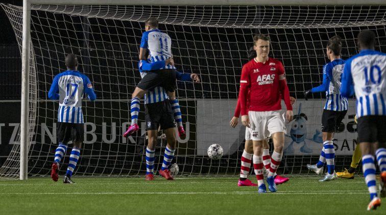 Jong AZ - FC Eindhoven