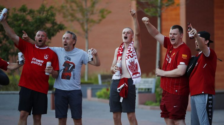 Liverpool kampioen