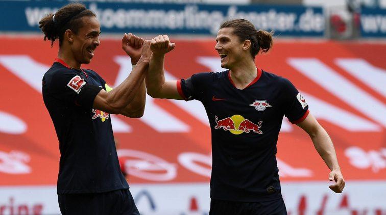 Welke zender RB Leipzig - Atletico Madrid