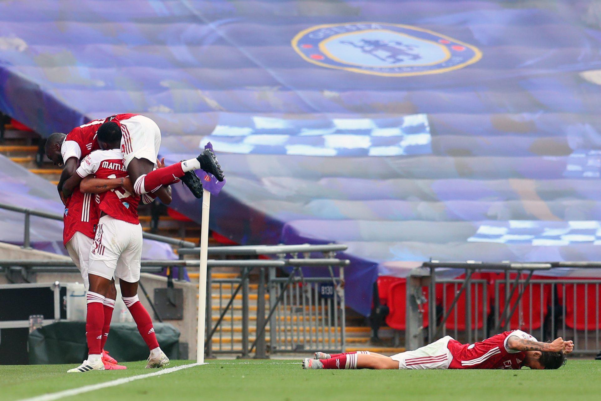Arsenal FA Cup finale Chelsea