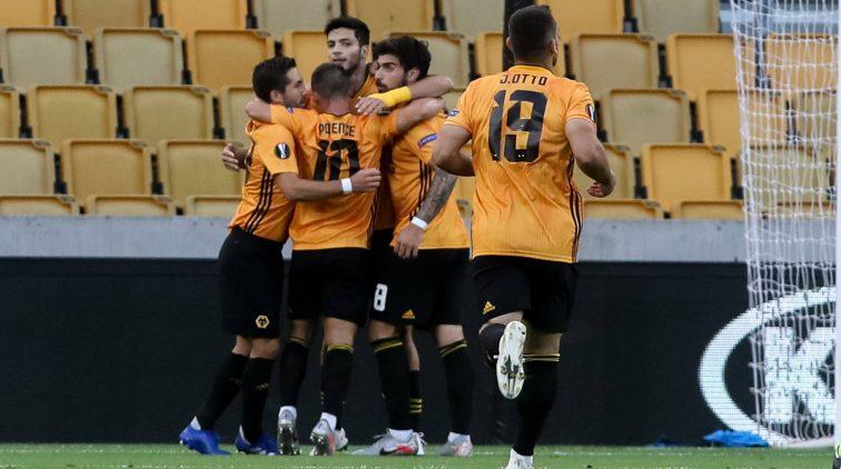 Wolverhampton Wanderers naar kwartfinale Europa League