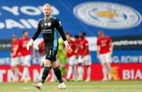 Kasper Schmeichel Manchester United