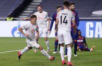 Davies Bayern Barcelona