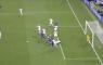 Goal Lenglet Barcelona Napoli