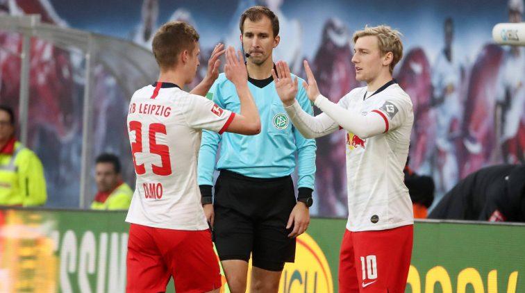 Dani Olmo Emil Forsberg RB Leipzig