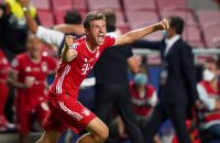 Supercup Opstelling Bayern München - Borussia Dortmund welke zender