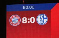 Samenvatting Bayern München Schalke 04