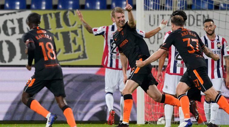 Willem II Rangers Europa league