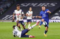 Tottenham Hotspur Chelsea league cup