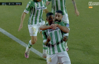 Real Betis Real Madrid goal William Carvalho