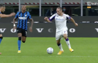 Franck Ribery Inter Fiorentina