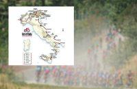 Etappeschema Giro d'Italia programma Giro