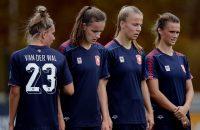 Vrouwenvoetbal corona