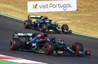 Grand Prix van Portugal Lewis Hamilton