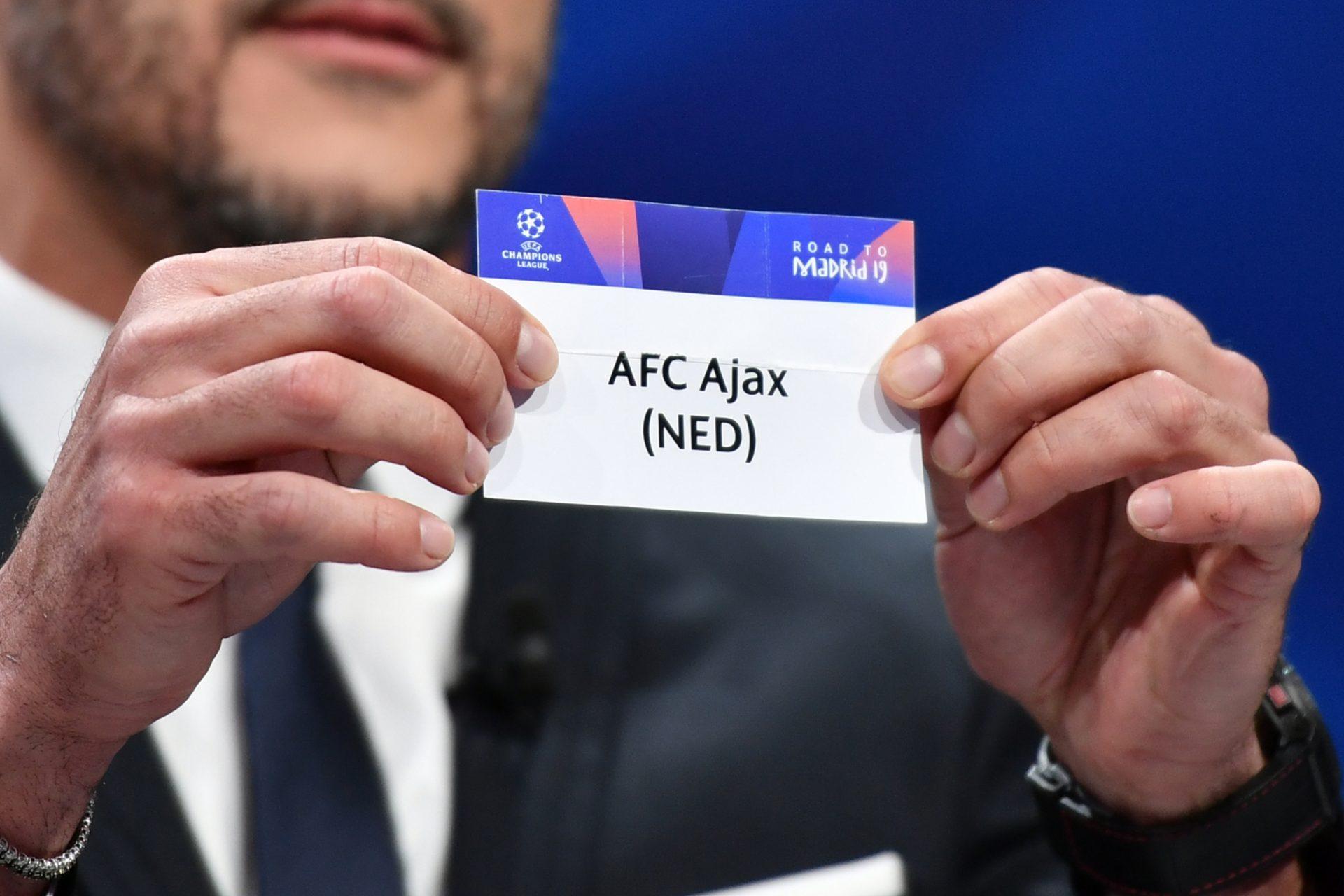 Champions League: dit zijn de tegenstanders van Ajax in de ...