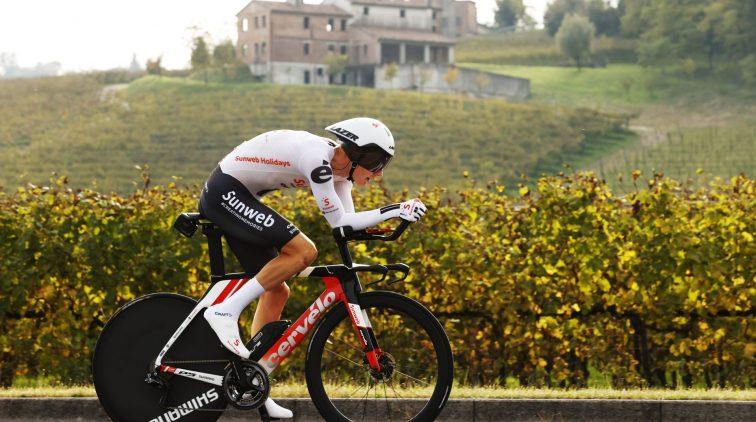 Wilco Kelderman tijdrit Giro
