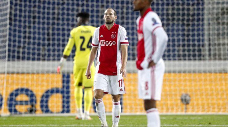 Atalanta Ajax Champions League