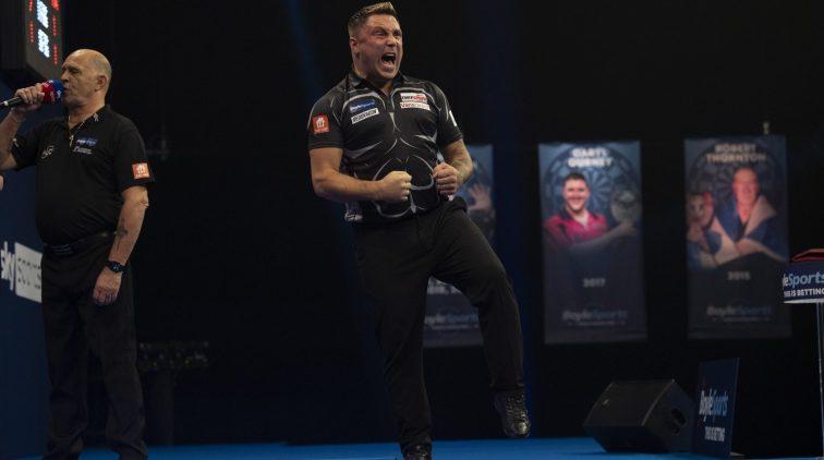 Gerwyn Price World Grand Prix
