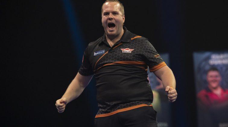 Hoe laat finale Dirk van Duijvenbode Gerwyn Price World Grand Prix darts