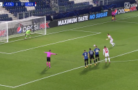 Dusan Tadic Atalanta goal Ajax