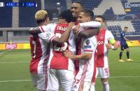 Lassina Traoré Ajax goal Atalanta Bergamo