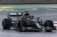 Lewis Hamilton Turkije wereldkampioen