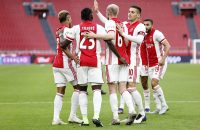 Ajax opstelling Champions League FC Midtjylland