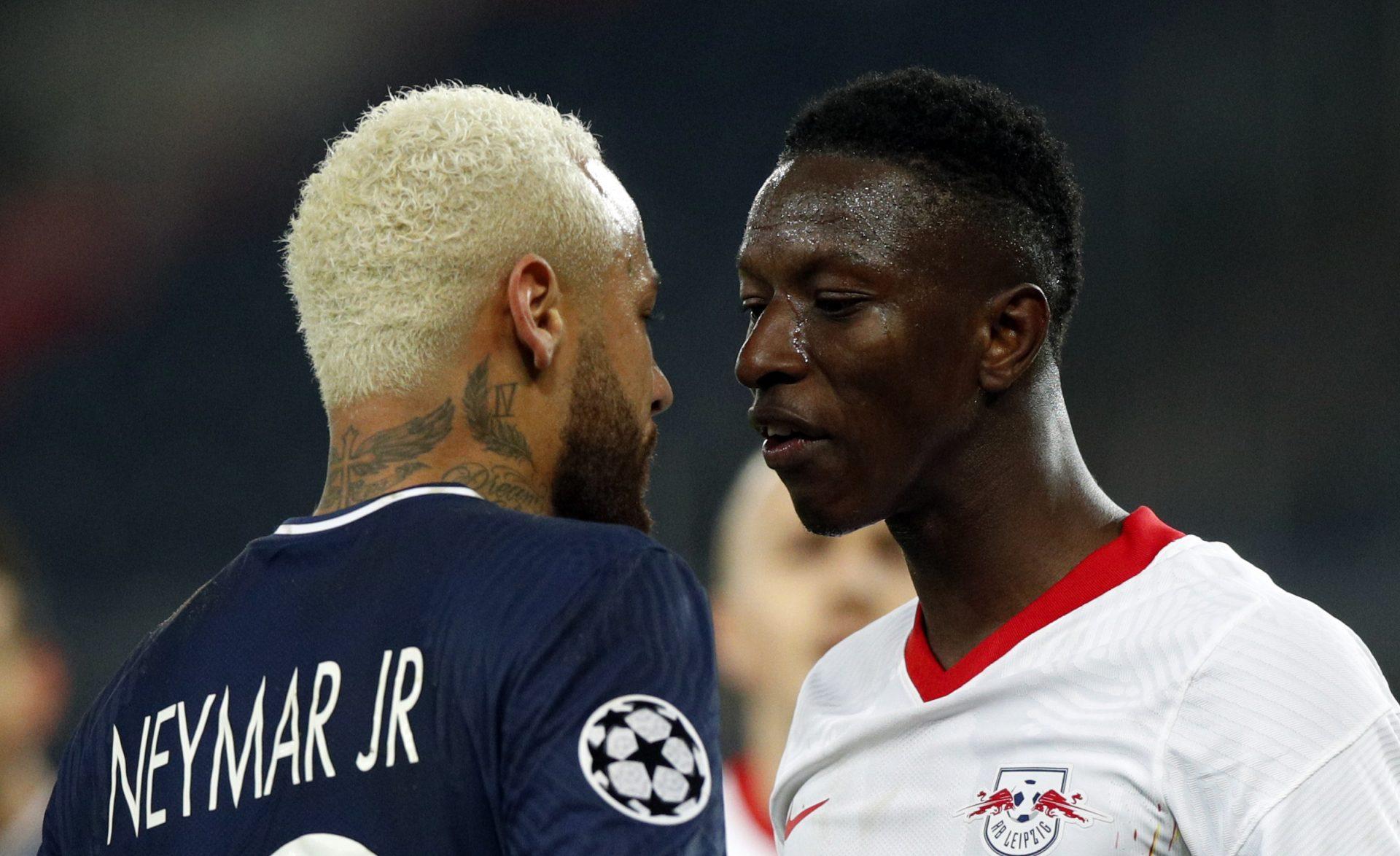 Paris Saint-Germain RB Leipzig