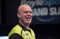 Michael van Gerwen Grand Slam of Darts