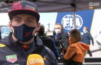 Interview Max Verstappen