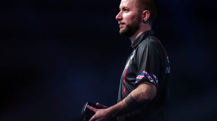 Danny Noppert WK darts