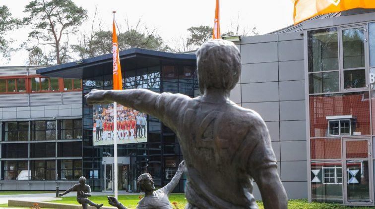 KNVB corona
