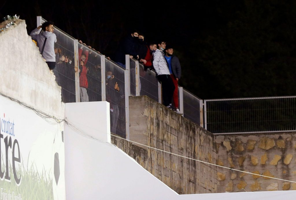 Alcoyano Real Madrid uitschakeling stunt beker bekervoetbal Copa del Rey fans supporters