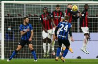 Inter Milan Coppa Kwartfinale derby Eriksen Lukaku Zlatan Valeri scheids blessure rode kaart drama
