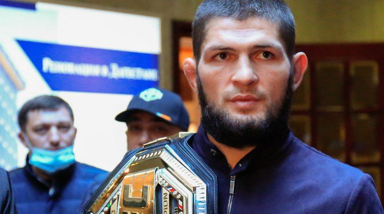 McGregor Khabib UFC