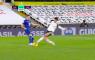 Antonee Robinson zaag schop Cesar Azpilicueta Chelsea Fulham schop