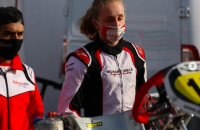 Maya Weug Ferrari Opleiding 1e vrouw ooit