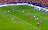 uros racic goal valencia atletico madrid afstandschot doelpunt goal la liga
